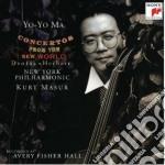 Yo Yo Ma - Concertos For The New World cd musicale di Yo yo ma