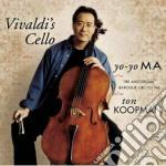 Yo Yo Ma - Vivaldi - Concerto Per Violoncello cd musicale di Yo yo ma