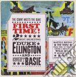 FIRST TIME! (ORIGINAL COLUMBIA JAZZ)      cd musicale di Duke Ellington