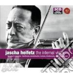 Vari-heifetz the infernal violin (presti cd musicale di Jascha Heifetz