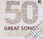 50 GREAT SONGS                            cd musicale di ARTISTI VARI