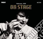 ON STAGE (LEGACY EDITION)                 cd musicale di Elvis Presley