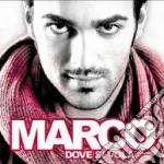 Marco Mengoni - Dove Si Vola cd musicale di MARCO