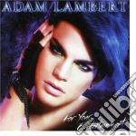 Adam Lambert - For Your Entertainment cd musicale di Adam Lambert