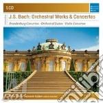 Bach:opere orchestrali - concerti brande cd musicale di La Petite bande