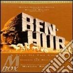 Ben hur (ost) special edition long box l cd musicale di COLONNA SONORA
