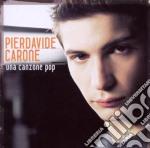 UNA CANZONE POP  EP                       cd musicale di Pierdavide Carone