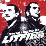 STATO LIBERO DI LITFIBA cd musicale di LITFIBA