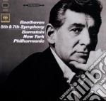 Beethoven - Sinfonie N.5 E 7 - Leonard Bernstein cd musicale di Leonard Bernstein