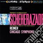 Rimsky-Korsakov - Scheherazade / Stravinsky - Le Rossignol - Fritz Reiner cd musicale di Fritz Reiner