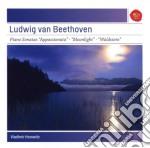 Vladimir Horowitz - Beethoven Piano Sonatas Op. 57 Appassionata Op. 27,2 Moonlight & Op. 53  Waldstein cd musicale di Vladimir Horowitz