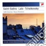 Yo Yo Ma - Saint-Saens / Lalo / Tchaikovsky cd musicale di YO YO MA
