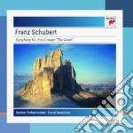 Schubert - Sinfonia N.9 La Grande - Daniel Barenboim cd musicale di Daniel Barenboim