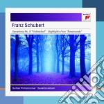 Schubert - Sinfonia N.8 / Rosamunde - Daniel Barenboim cd musicale di Daniel Barenboim