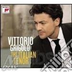 Vari - the italian tenor (arie d'opera) cd musicale di Vittorio Grigolo