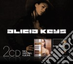 SONGS IN A MINOR/ THE DAIRY OF            cd musicale di Alicia Keys