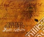Sigillo d'autore - best studio & live cd musicale di Franco Battiato