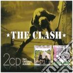 LONDON CALLING / COMBAT ROCK              cd musicale di CLASH