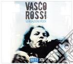 Sensazioni rock cd musicale di Vasco Rossi