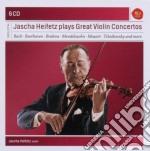 Vari:i piu' famosi conc. per violino cd musicale di Jascha Heifetz