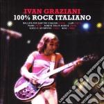 100 % rock italiano cd musicale di Ivan Graziani