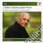 Mozart:concerti per pf e orch/sonate/qui cd musicale di Robert Casadesus