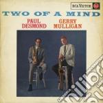 TWO OF A MIND (ORIGINAL COLUMBIA JAZZ CL  cd musicale di DESMOND PAUL-MULLIGAN GERRY