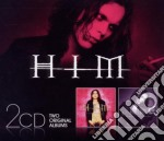 Razorblade romance / deep shadows & bril cd musicale di Him
