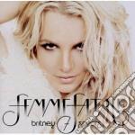 Britney Spears - Femme Fatale cd musicale di Britney Spears