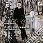 Christian La Marca - Opere Per Violoncello cd musicale di Christian La marca