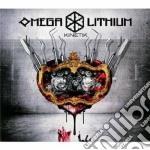 Omega Lithium - Kinetik cd musicale di Lithium Omega