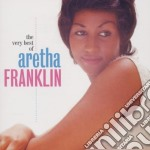 Aretha Franklin - The Very Best cd musicale di Aretha Franklin