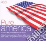 Pure... america cd musicale di Artisti Vari