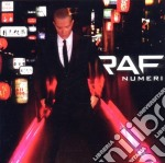 Raf - Numeri cd musicale di Raf