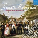 Accentus Austria - Serenata Ungarica cd musicale di Austria Accentus