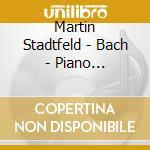 Bach: piano concertos vol. 2 cd musicale di Martin Stadtfeld
