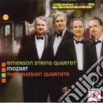 Emerson String Quartet - Mozart - Quartetti Prussiani cd musicale di Emerson string quart
