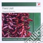 Liszt - Hungarian Rhapsodies - Zubin Mehta cd musicale di Zubin Mehta