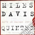 Bootleg box 1 (3cd+1dvd) 1967 europe tour cd musicale di Miles Davis