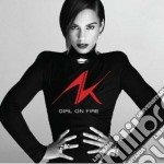 Alicia Keys - Girl On Fire cd musicale di Alicia Keys