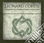 The complete studio albums collection cd musicale di Leonard Cohen