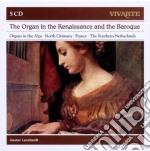 L'organo nel rinascimento e nel barocco cd musicale di Gustav Leonhardt