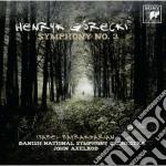 Gorecki  - Sinfonia No. 3 - John Axelrod cd musicale di John Axelrod