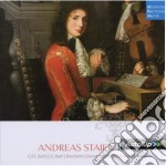 Andreas staier edition cd musicale di Andreas Staier