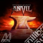 Anvil - Monument Of Metal   The Very Best Of cd musicale di Anvil