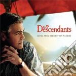 The descendants cd musicale di Colonna Sonora