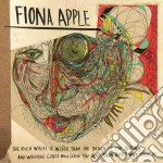 Fiona Apple - The Idler Wheel Is Wiser Than The Driver Of The Screw ... cd musicale di Fiona Apple