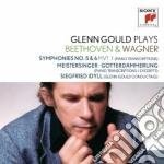 Beethoven/liszt:sinfonia n 5 & 6 per pia cd musicale di Glenn Gould