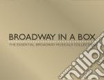 Broadway in box-essential broadway music cd musicale di Artisti Vari