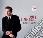 Vari:story of a genius cd1:bach / cd2:an cd musicale di Glenn Gould